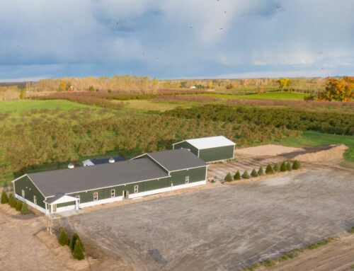 Growers' group builds own research facility
